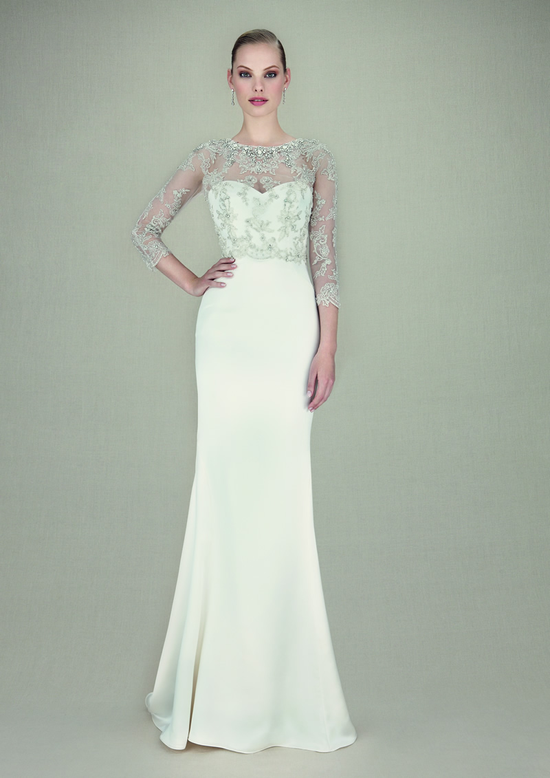 We've fallen in love with the truly stunning collection from Enzoani