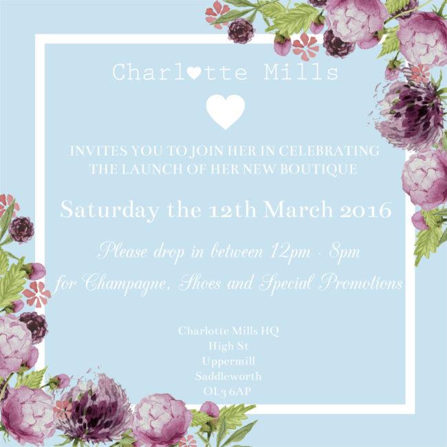 Invitation Saturday