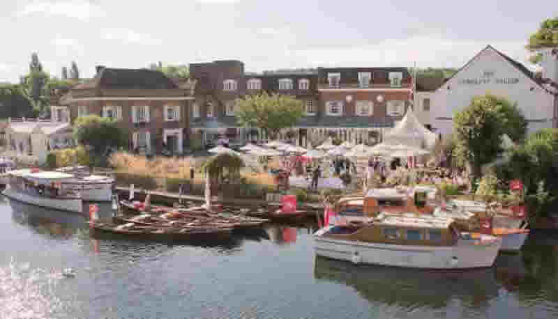 SML Compleat Angler - Boat