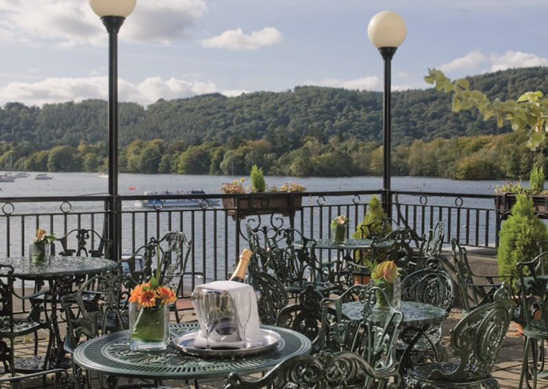 SML Old England Hotel - Lake Windermere