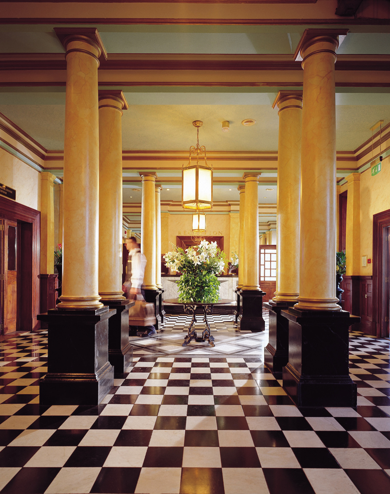 The Cheltenham Park Hotel - Reception
