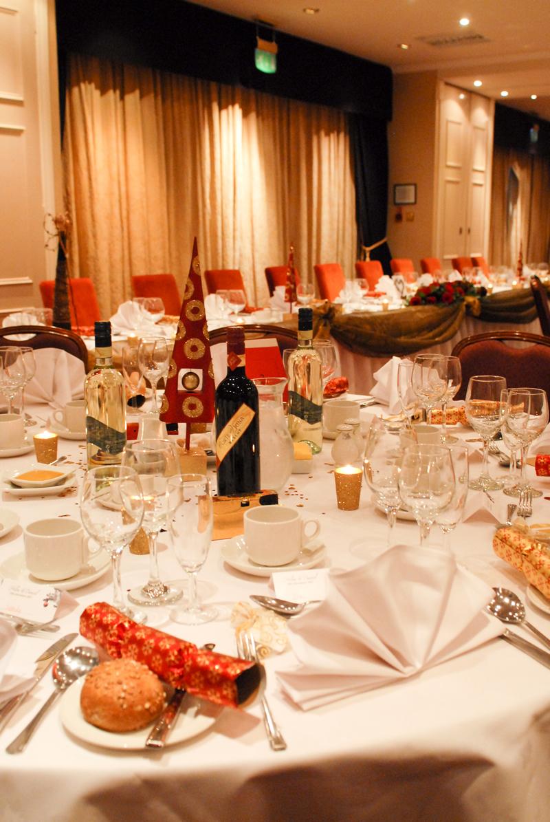 The Cheltenham Park Hotel - Reception