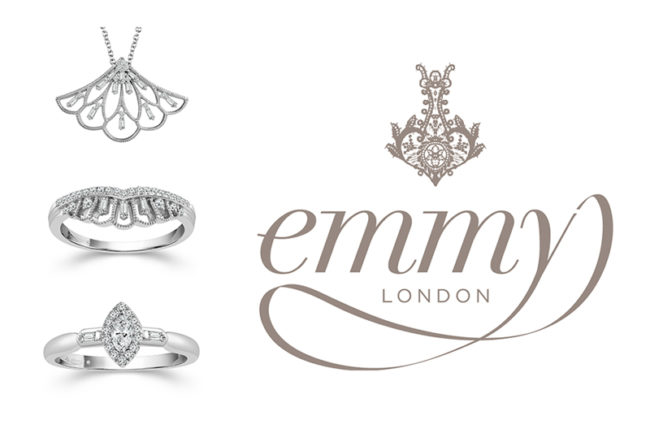 Emmy London, jewellery collection with H Samuel