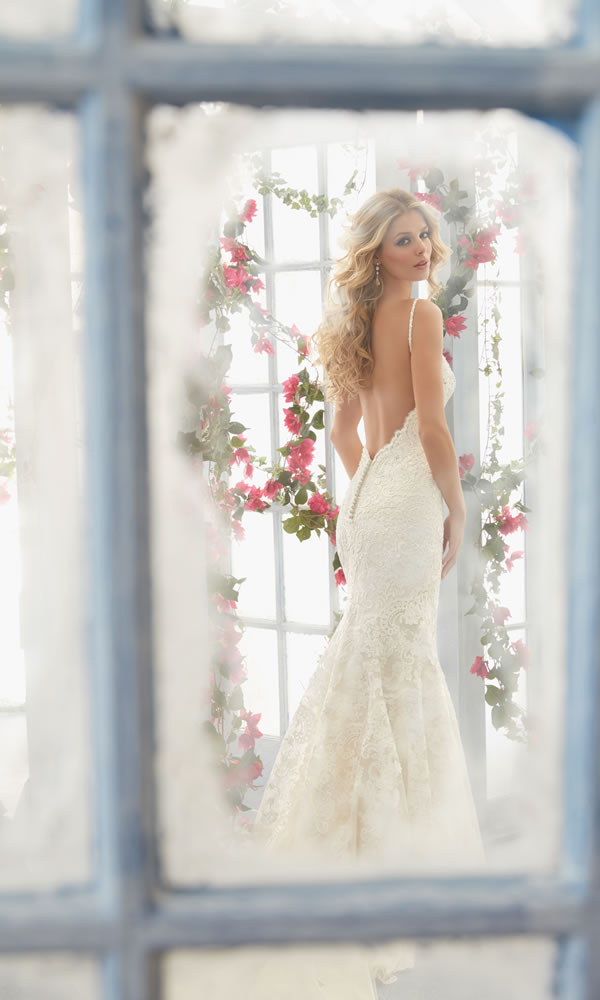 Mori Lee Fall 2016 - Window