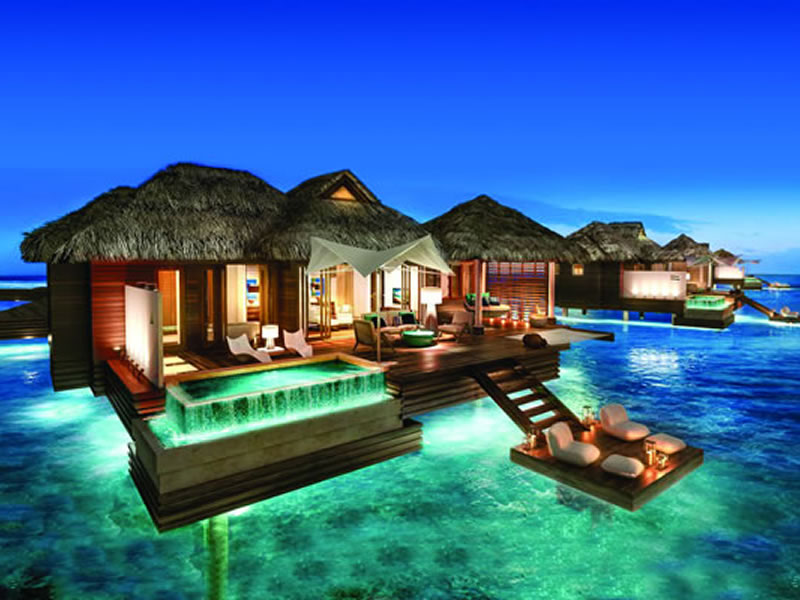 101 honeymoons torquoise