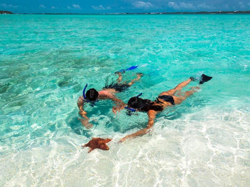 bahamas tourist o2