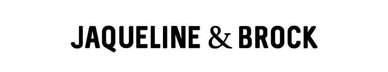 Jaqueline & Brock text