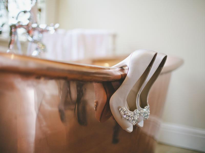aisle style copper shoes