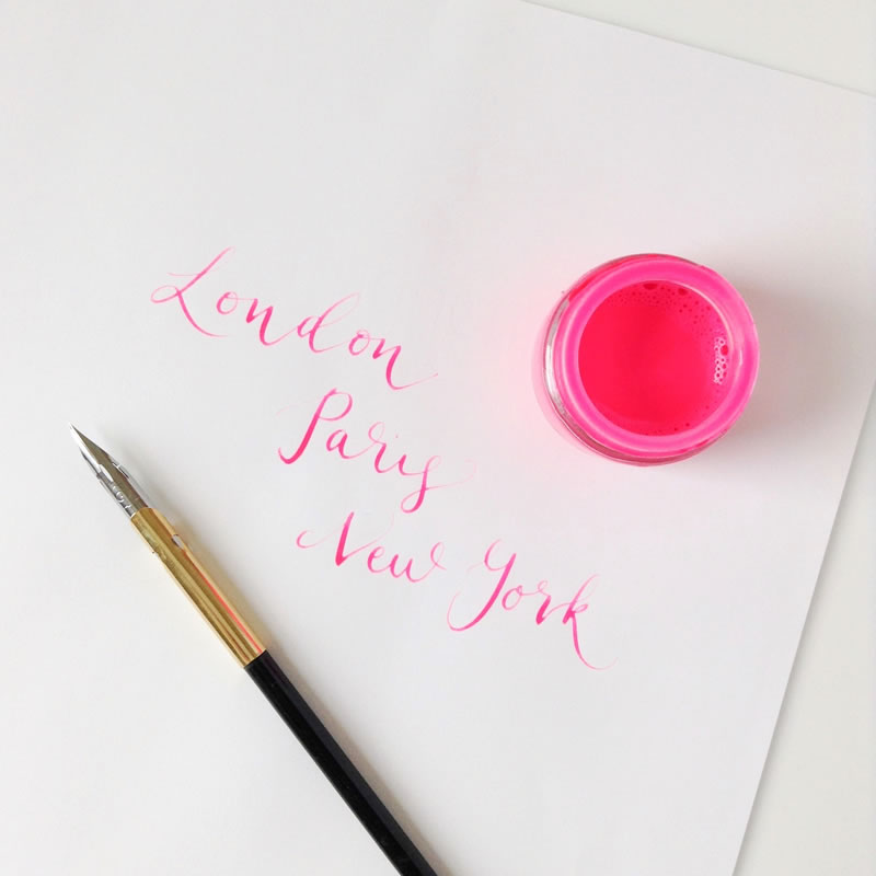 calligraphy lessons1