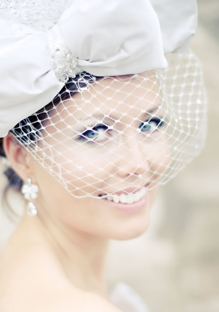 Wedding Hair Styles: The Ultimate Guide wedding hair up do with veil