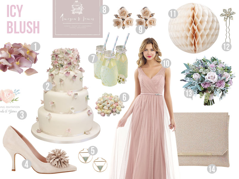 Blush theme thursday