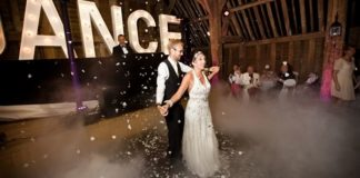 Steal Faye and Ian's 1930's style in the NEW July issue of Wedding Ideas!
