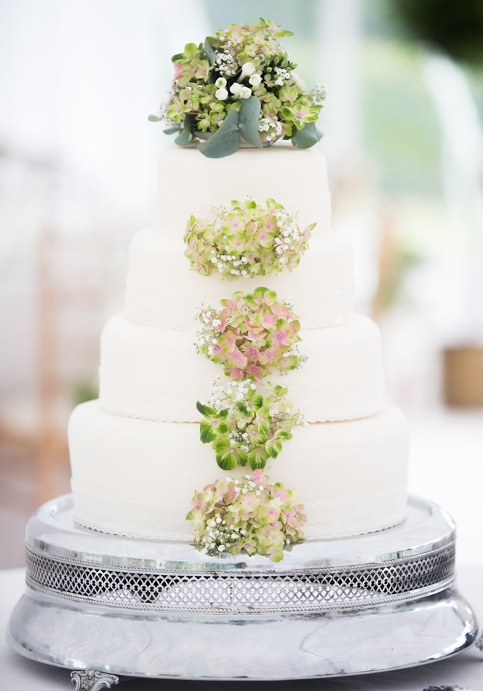 Floral cakes 3