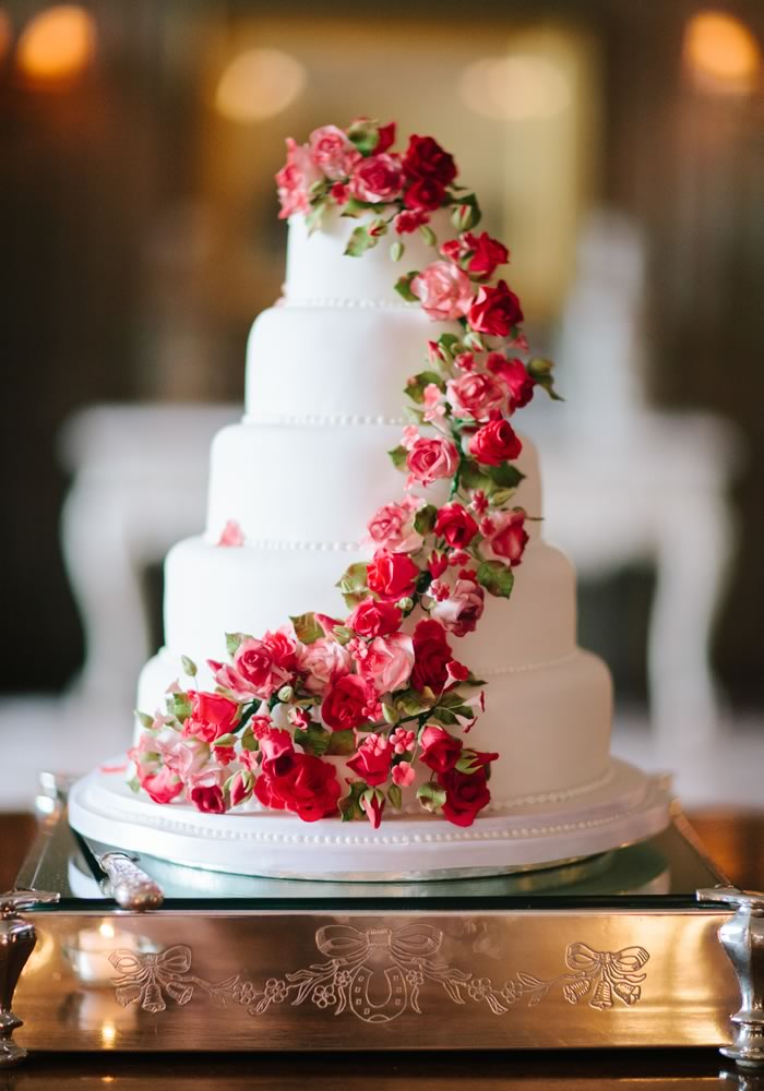 Floral cakes 4