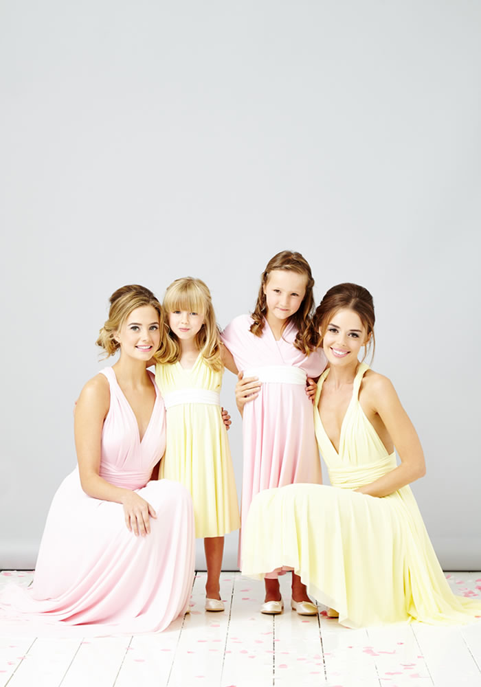 WIN In One Clothing Multiway bridesmaid dresses