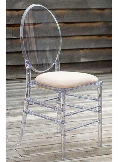 chivari chair ghost