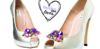 384842debf0 Accessorise with your bridal shoes by Kari C.