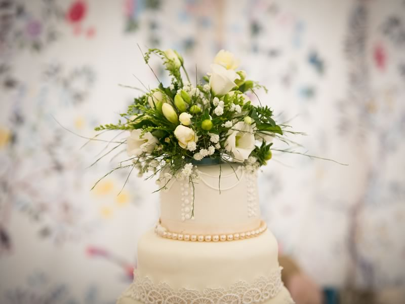 floral cake 6