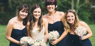 Four bridesmaid rules that you're allowed to break - who says you have to stick to even numbers, matching dresses and one colour for all of them? Get your bridesmaid style sorted on the Wedding Ideas website!