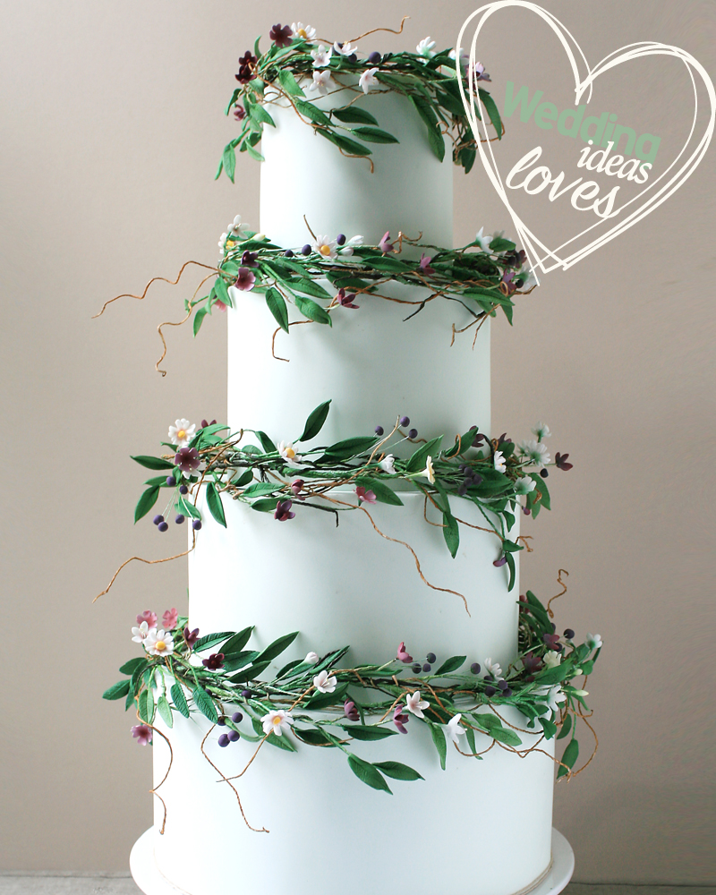 www.wildflowercakes.co.uk (Wreaths Cake £1250) 2