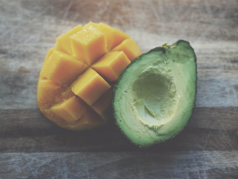10 foods avocado