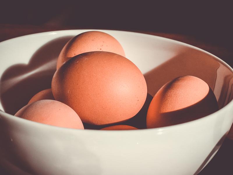 10 foods eggs