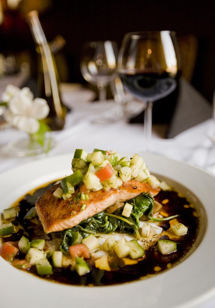 10 foods salmon