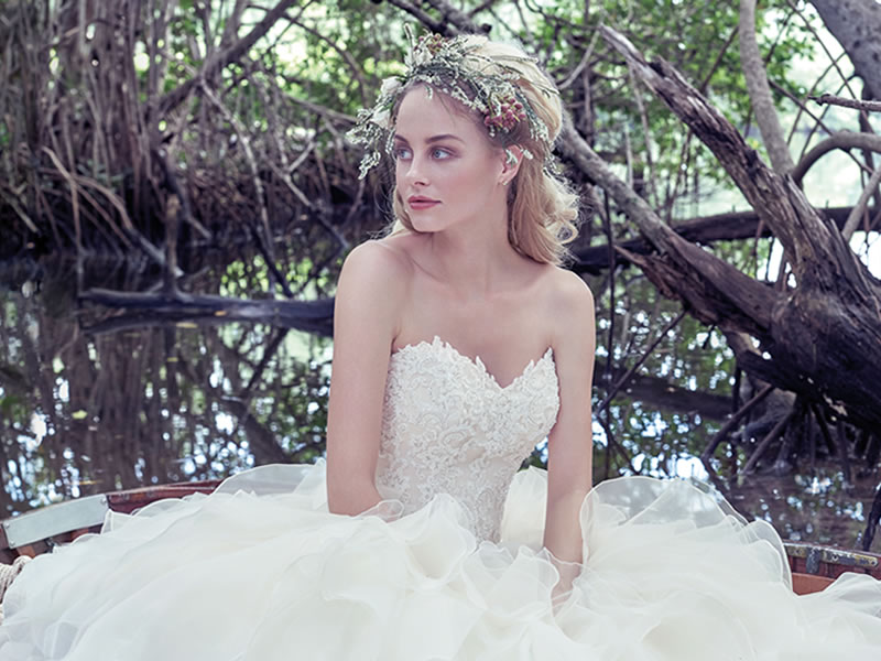 164 competitions Maggie Sottero