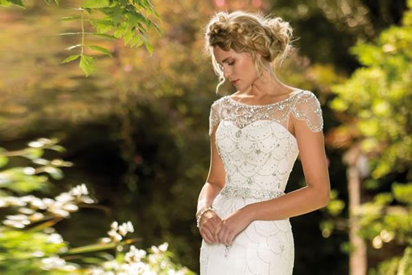 Win An Art Deco Inspired True Bride Wedding Gown Worth 1000 Ideas Magazine