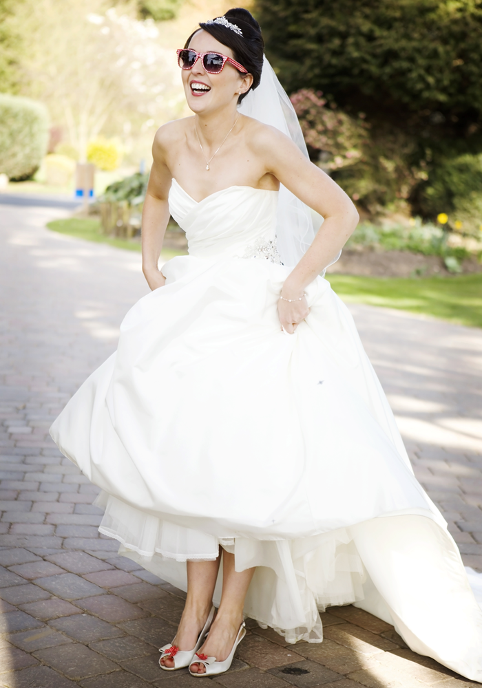 35 real brides styles26