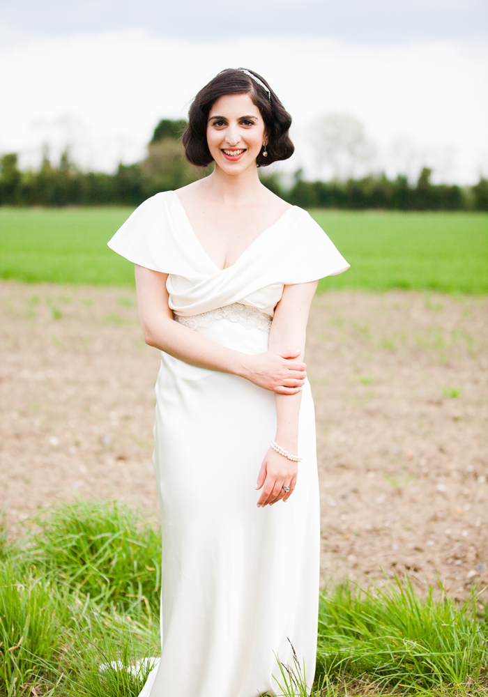 35 real brides styles33