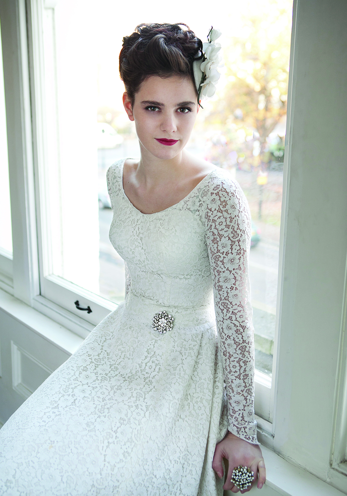 35 real brides styles38