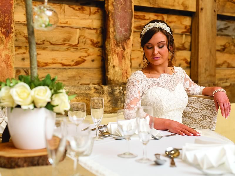 Give your barn venue some serious style with this inspiring rustic photo shoot - perfect for your wedding venue or reception decor!