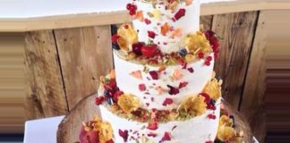 The Great British Bake Off is once again filling our screens with baked delights, here are the Great British Bake Off wedding cakes from Nadia and Frances