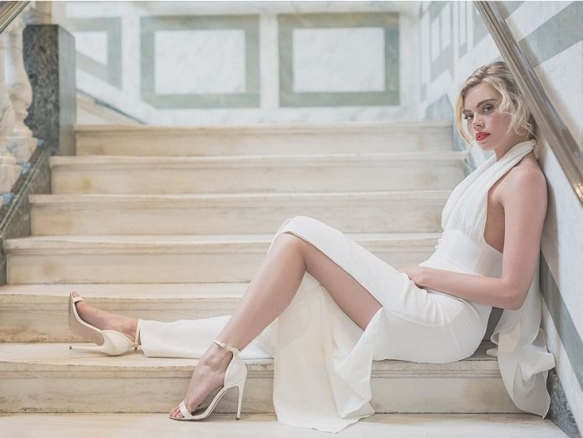 Celebrating their birthday and new collection, the founder of House of Ollichon tells all about their 1st year in the bridal business - but not as you know it! See the NEW second collection from this dress-less bridal designer right now on the Wedding Ideas website!