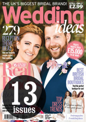 Wedding Ideas - Issue 164 - 13 Issue Subscription