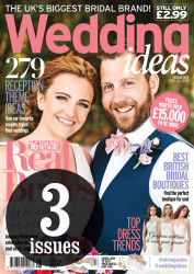 Wedding Ideas - Issue 164 - 3 Issue Subscription