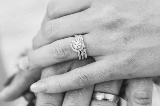 A Guide To The Stacking Wedding Rings Trend Wedding Ideas Magazine
