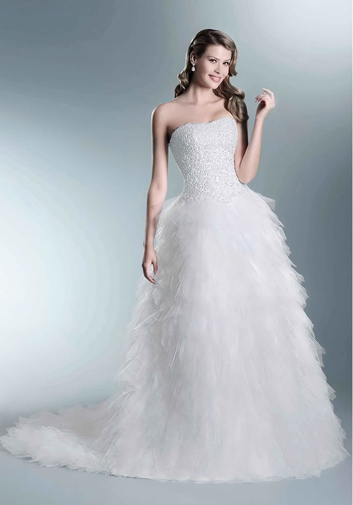 68c76ddbdb 17 wedding dresses we love for brides tying the knot in 2017! As new  collections