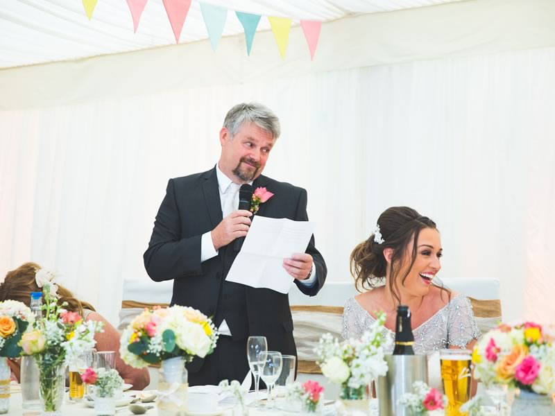 Father of the bride 5 Alternative Wedding Speech Ideas