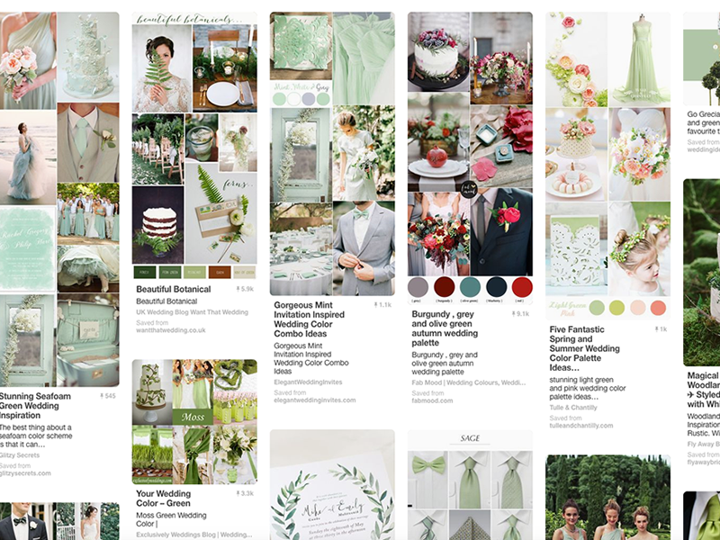 green-theme-pinterest