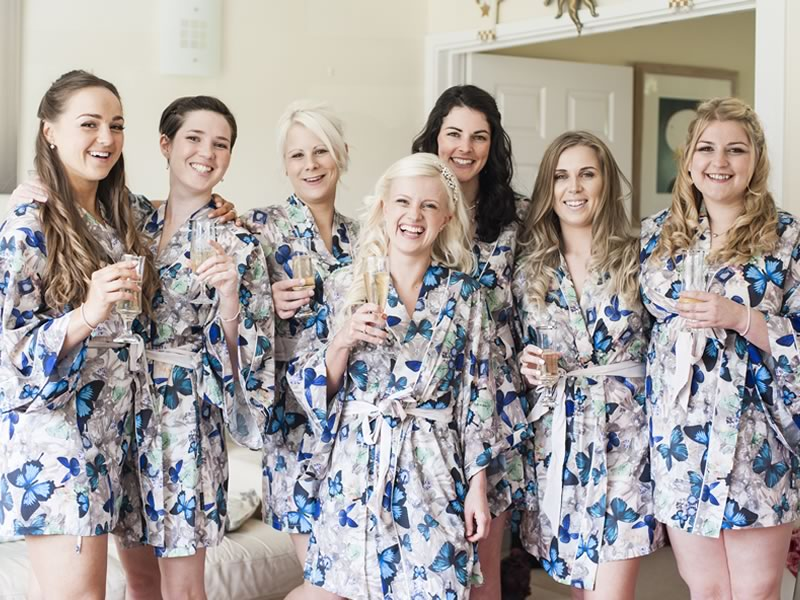 Your dream day should start as it ends, in wedded bliss! Here's how to make sure you have a stress free wedding morning from the word go!