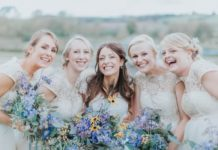 Have you forgotten your bridesmaids when you gave your photographer your photo wish list? Here are nine bridesmaid photos you just have to have!
