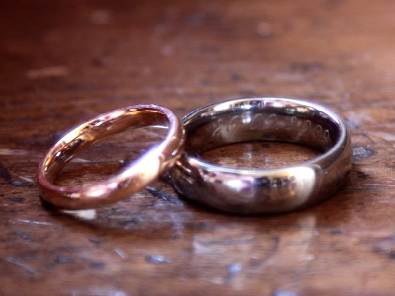 Groom wedding rings: will your man be wearing one? It might be expected of many grooms, but that hasn't always been a case - where do you stand?