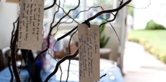 Are you of a simple book and pen approach and looking for something personal for your big day memories? You'll love these 6 alternative guest book ideas!