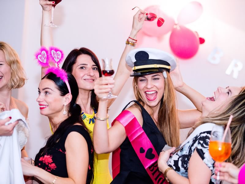 23 unmissable hen party themes guaranteed to get you girls in the party mood...