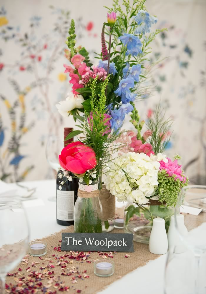 Whatever reception style, theme and colours, these three rules will guide you and make sure your wedding tables look as tempting as the food served on them