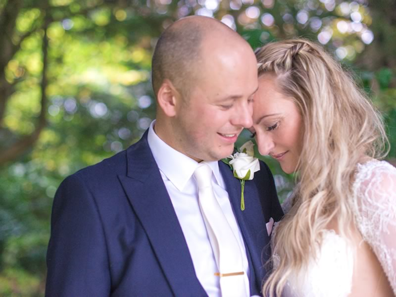 Be inspired by Andrew and Louise's glimmering gold wedding with a grand venue - intimate, romantic and absolutely beautiful, there are many ideas to steal!