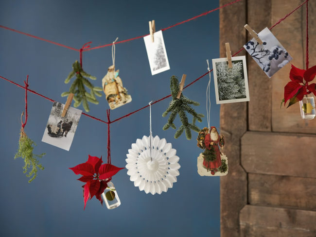 Christmas decorations for Christmas wedding DIY decor ideas