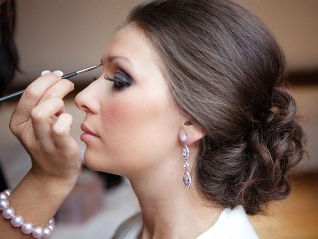 wedding makeup rules
